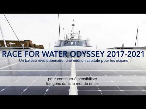 Race For Water Odyssey 2017/2021  - 12 Octobre 2017
