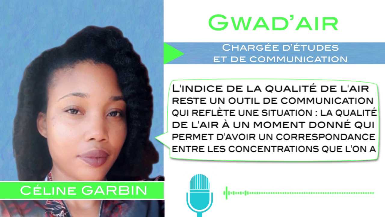 Gwad'Air - Journée Nationale de la qualité de l'air - 16 Septembre 2020